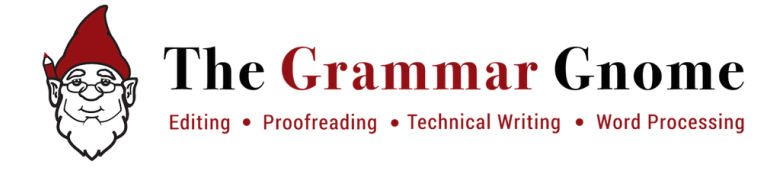 The Grammar Gnome
